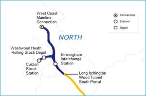 EWC north diagram